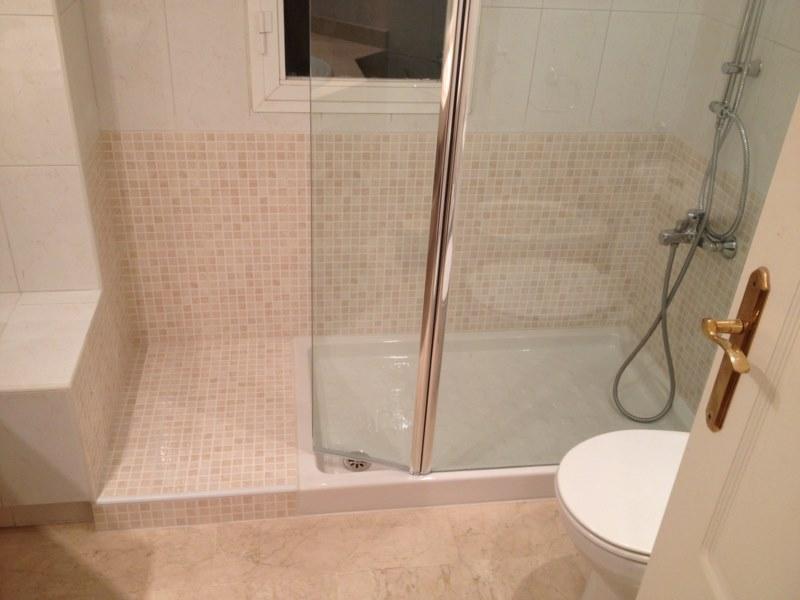 Cambiar ba era por plato de ducha - Quitar banera y poner ducha ...